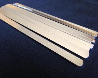16 Gauge - Aluminum Cuffs, Aluminum Bracelet Blanks, Stamping Blanks, Cuff Blanks, Bracelet Blanks, Aluminum Blanks, Stamping Blanks Co.