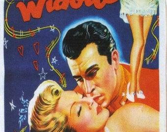 The Merry Widow - 1952 - Original Australian Daybill