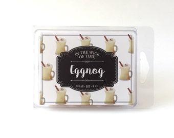 Eggnog | Soy Vegan Wax Tart Melts |