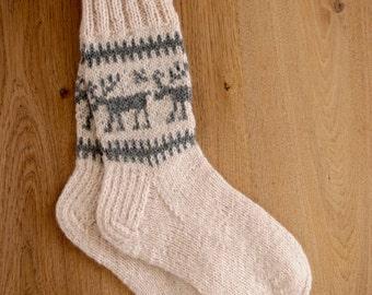 100% Woolen socks