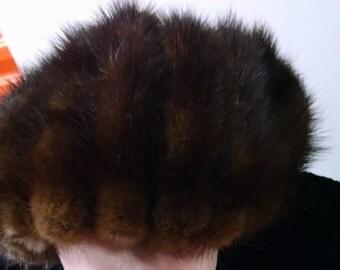 Fur Hat Vintage