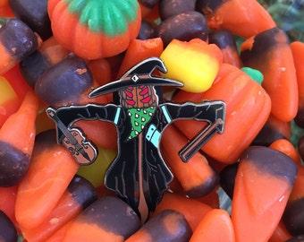 Creature Carnival Scarecrow Pin
