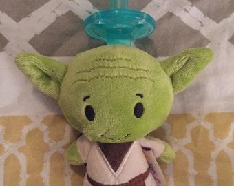 Star Wars Yoda Wubba Pacifier