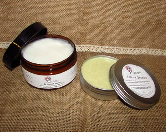 Eczema Cream- Natural - Essential oils - Chemical-free - Moisturiser - soothing