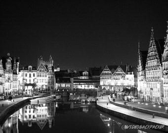 Ghent - High Quality Photo Print