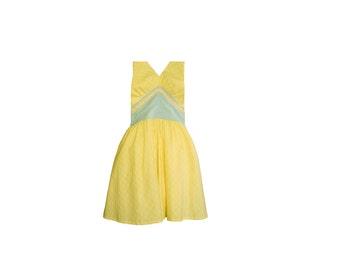 "The ""Loretta"" Dress in Girls Sizes 4-10"