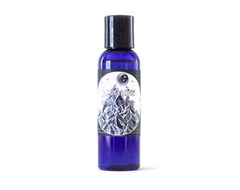 Lavender Vanilla Body Oil: Moisturizing Natural Therapeutic Grade Body Moisutizer