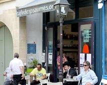 The Streets of Le Marais in Paris