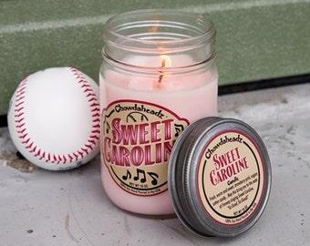 Sweet Caroline Candle 100% Soy