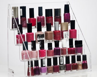 Acrylic Perspex Nail Varnish Stand | Premium acrylic | Made in the UK