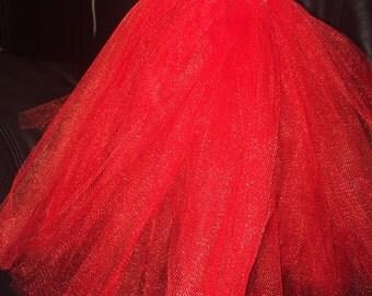 Red tutu
