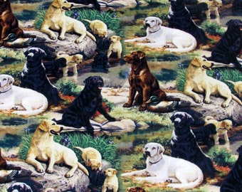 Best of Breed Dog Fabric From Springs Creative