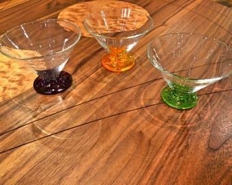 Short Martini Glasses