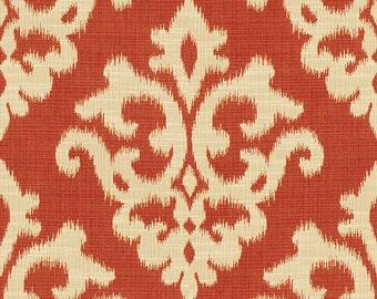 KRAVET ETHNIC CHIC Exotic Odani Ikat Medallions Southwest Kilim Fabric 10 Yards Chile