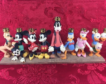 Disney Menorah