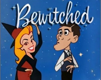 "2"" x 3"" Magnet Bewitched Cartoon MAGNET"