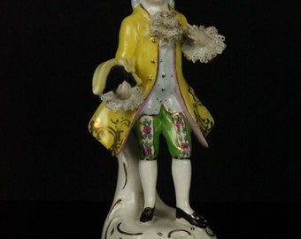 Alka Kunst figurine Gentleman