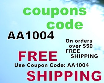 Free shipping coupon code on orders over USD50. Worldwide free shipping coupon code discount discount Redurieren