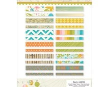 Simple Stories  You Are Here - Washi Tape - Washi Sheets - Tape Sheets - Planner Washi - Adhesive Paper - Decorative Tape