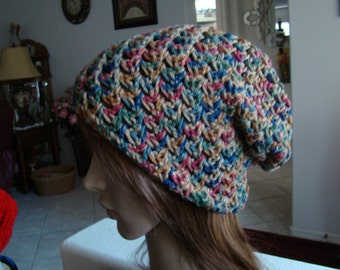 Multi-color Slouchy