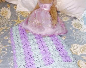Baby blanket afghan