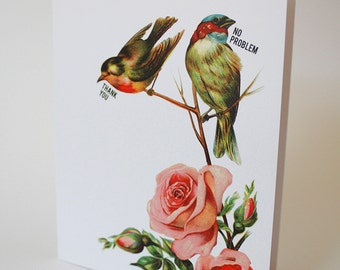 Greeting card : Thank you!