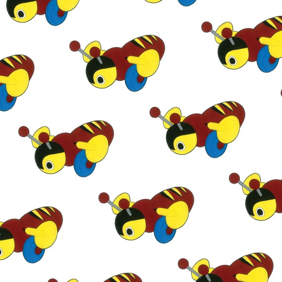 31 days in Wellington, day 16: Buzzy Bee