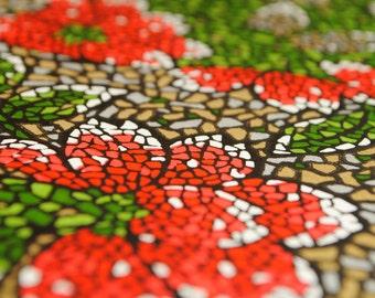 Handmade origami paper - Mosaic