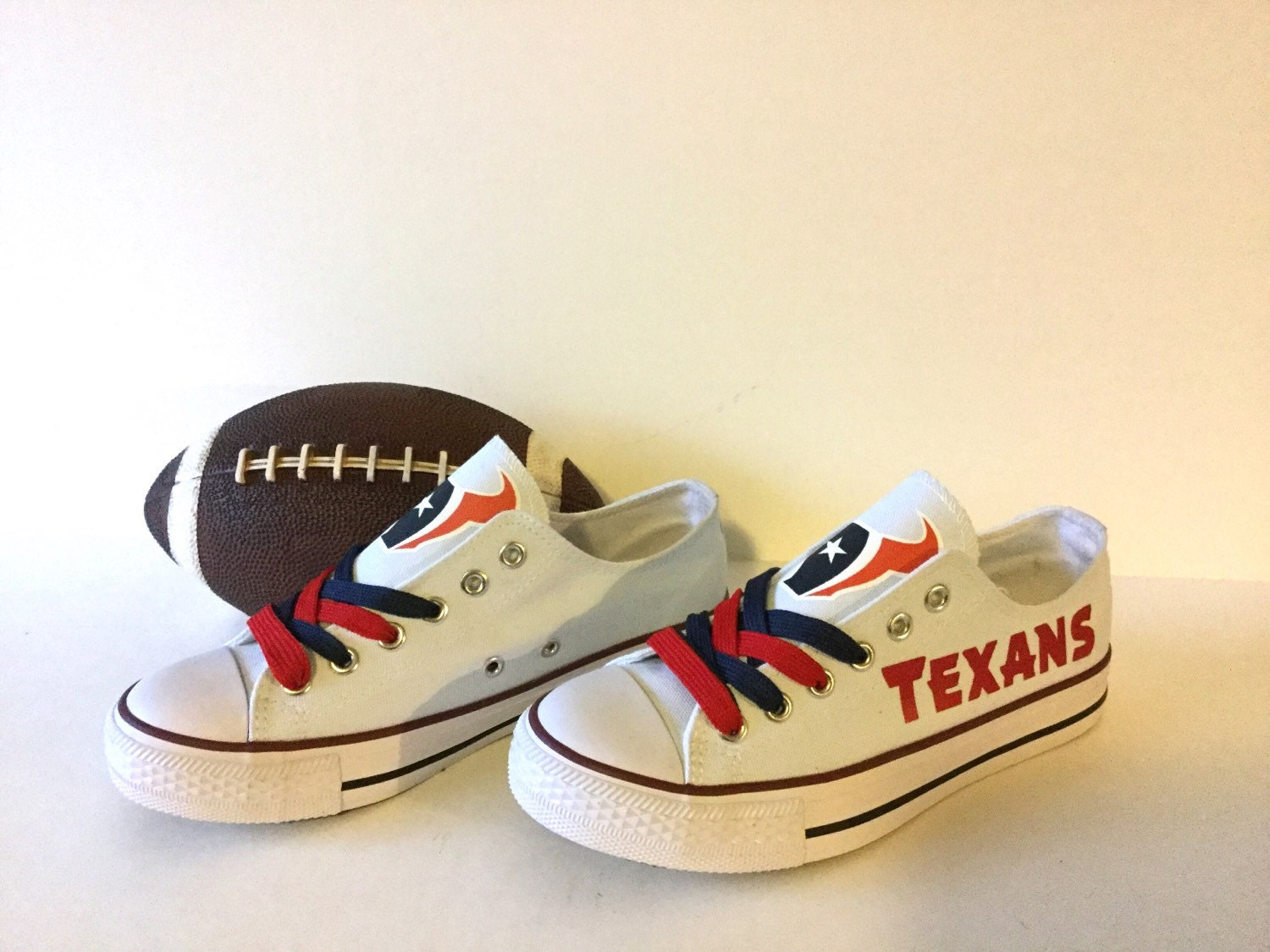 houston texans s athletic team shoes by sportzunlimited