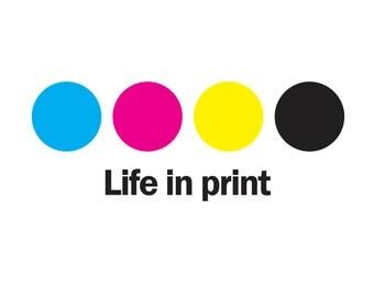 CMYK: Life in Print