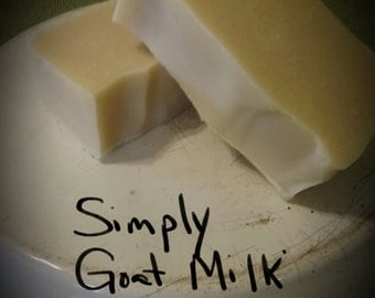simply goat milk- cold process all natural,gluten free,palm oil free
