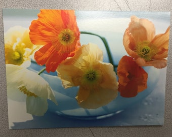 Floral Blank Notecards (Set of 8)