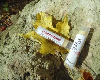Cranbery Orange Lip Balm