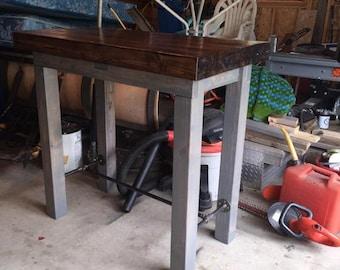 Kitchen Block Table