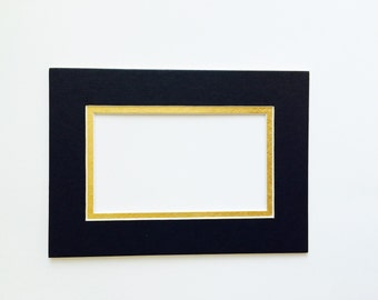 5x7 Photo Framing Double Mat