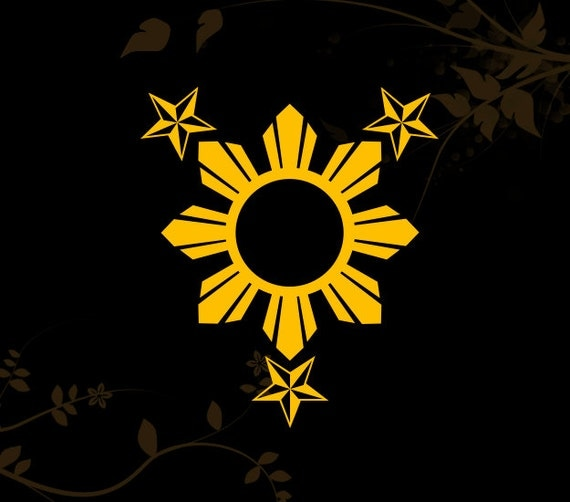 PHILIPPINES THREE STARS SUN IPHONE COVER
