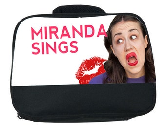 Miranda Sings lunch bag ( Can be personalised) Photo