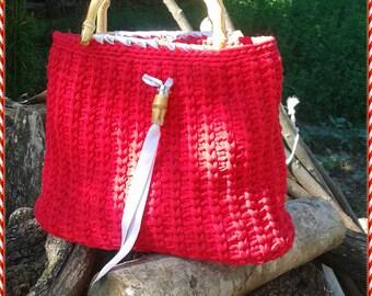 Red Big Bag