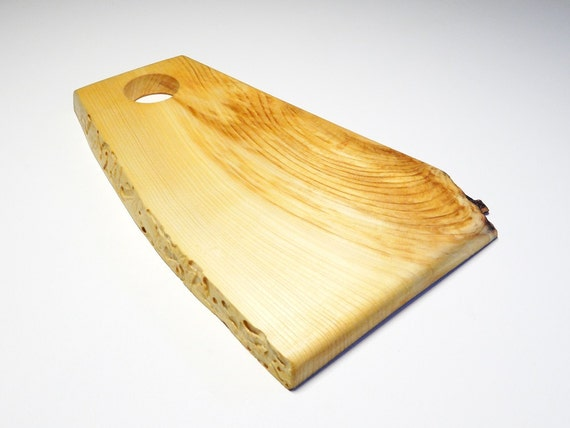 Items Similar To Cheese Board Wooden Cutting Board