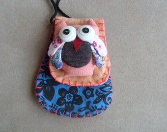 Owl Purse - For little girls