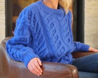Vintage 90s sweater round neck