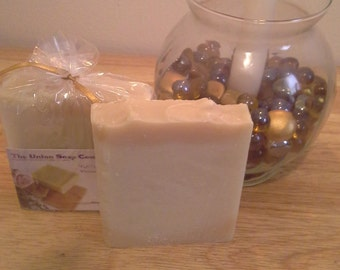 Handmade Soap: Shea Butter Bar