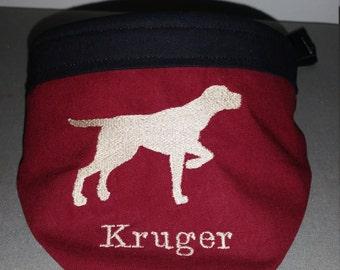 Custom Embroidered Dog Pointer Bandana