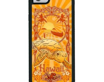 iPhone Art Case Hawaii Sunrise