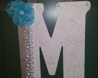 Door Letters, hanging letters, custom letters, decorative letters, wooden, Intials, any design, custom made, aprice per letter