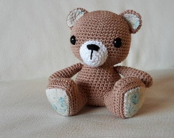 Hook - Amigurumi bear