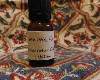 Organic Patchouli Perfume 10ML