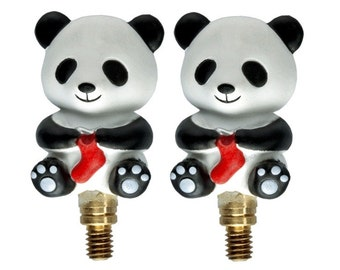 Panda Cable Stopper, Large Cable Stop for HiyaHiya Interchangeable Needles Panda Cable Needle Stop Interchangeable Part Cable Needle Stopper