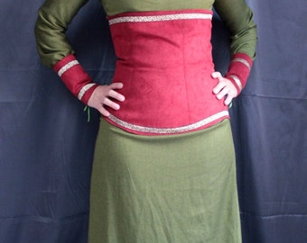 Dress size 34 Yselda or 16 / Yselda medieval dress XS