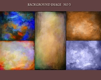 5 Digital Art Background No3,Instant Download ,texture